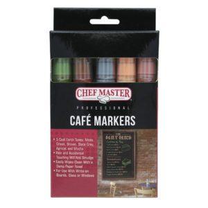 Café Markers